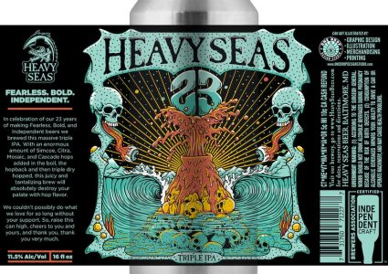 Heavy Seas Beer 23rd Anniversary