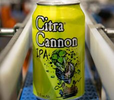 Heavy Seas Beer Citra Cannon