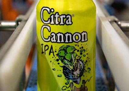 Heavy Seas Beer Citra Cannon