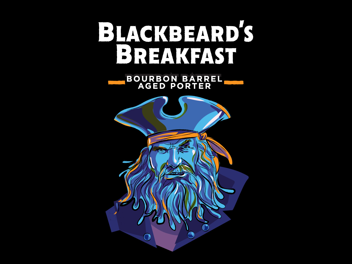 Heavy Seas Blackbeard