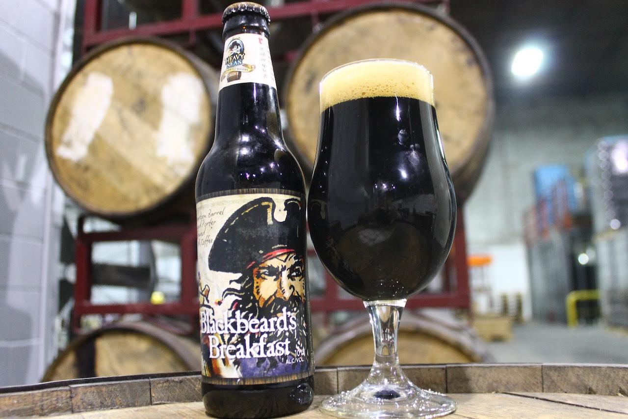 Heavy Seas Blackbeards Breakfast