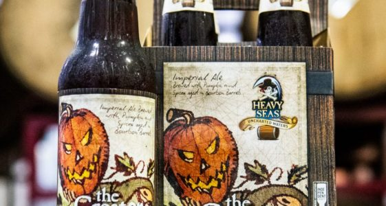 Heavy Seas Greater Pumpkin Ale