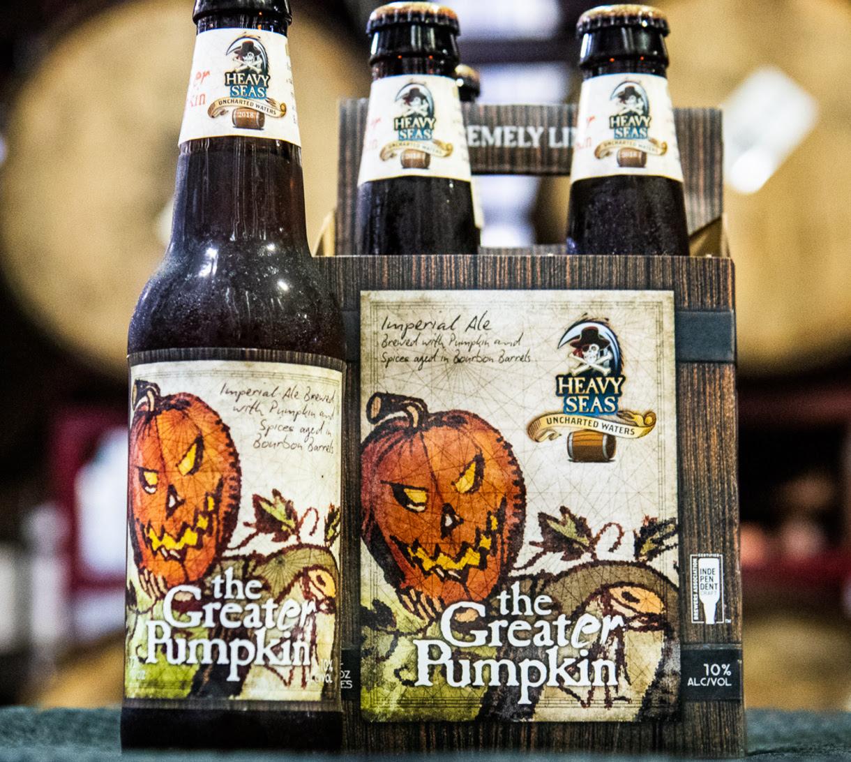 Heavy Seas Greater Pumpkin Ale