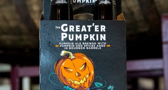 Heavy Seas Greater Pumpking 2019