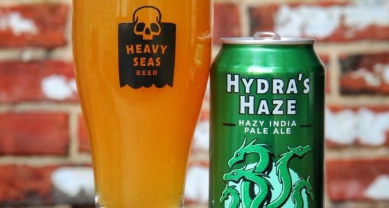 Heavy Seas Hyras Haze