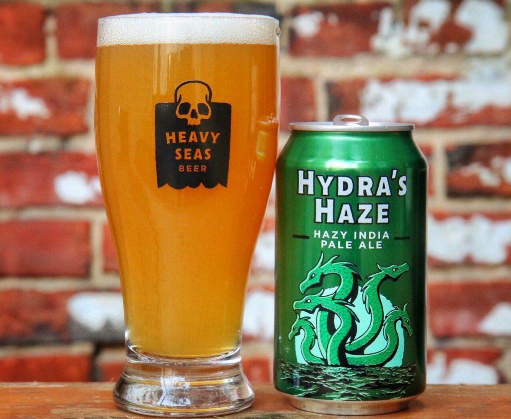 Heavy Seas Hyras Haze