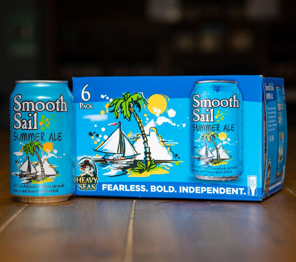 Heavy Seas Smooth Sail