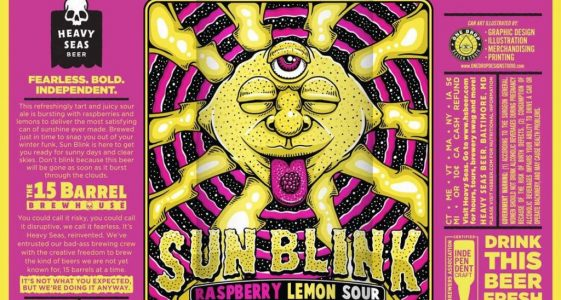 Heavy Seas Sun Blink
