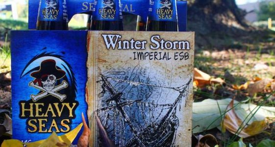 Heavy Seas Winter Storm