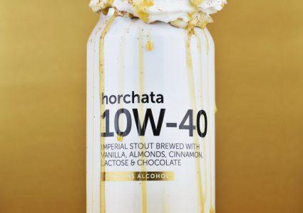 Hi-Wire Horchata 10W-40