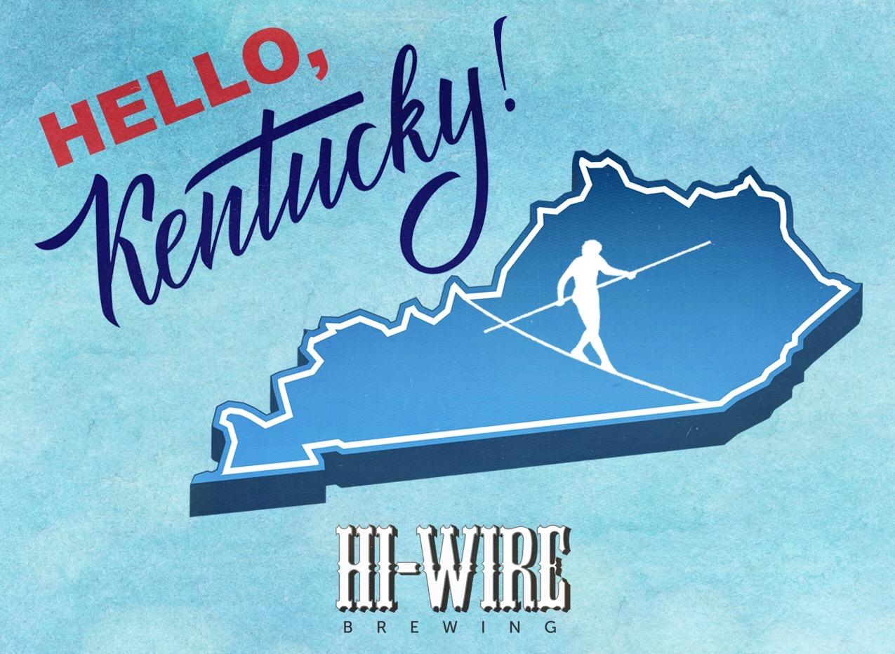 Hi-Wire Kentucky Launch