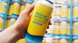 Hi-Wire Lifeboat Lager
