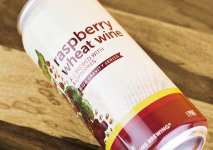 Hi-Wire Raspberry Wheat Wine