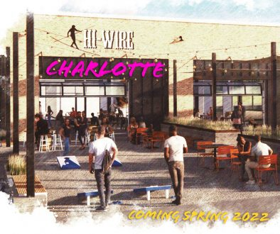 HiWire Brewing Charlotte