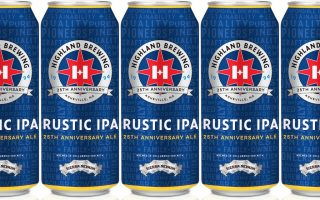 Highland Brewing Rustic IPA