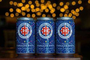 Highland Brewing Stargazer White