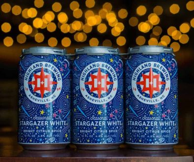 Highland Brewing Stargazer White