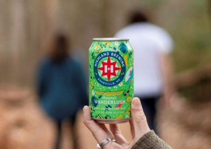 Highland Wanderlush Hazy Adventure Ale