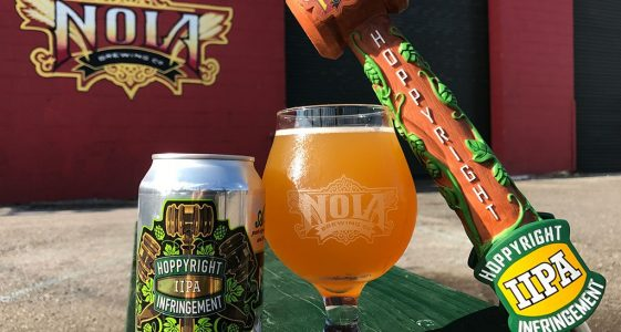 NOLA Brewing - Hoppyright Infringement IIPA
