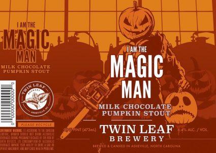 I am the Magic Man Twin Leaf Brewing