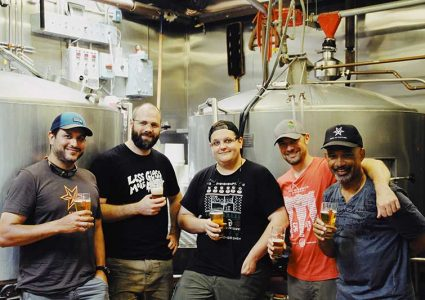 Sixpoint Brewery Team