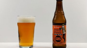 New Belgium Atomic Pumpkin
