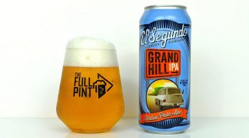 El Segundo Grand Hill IPA