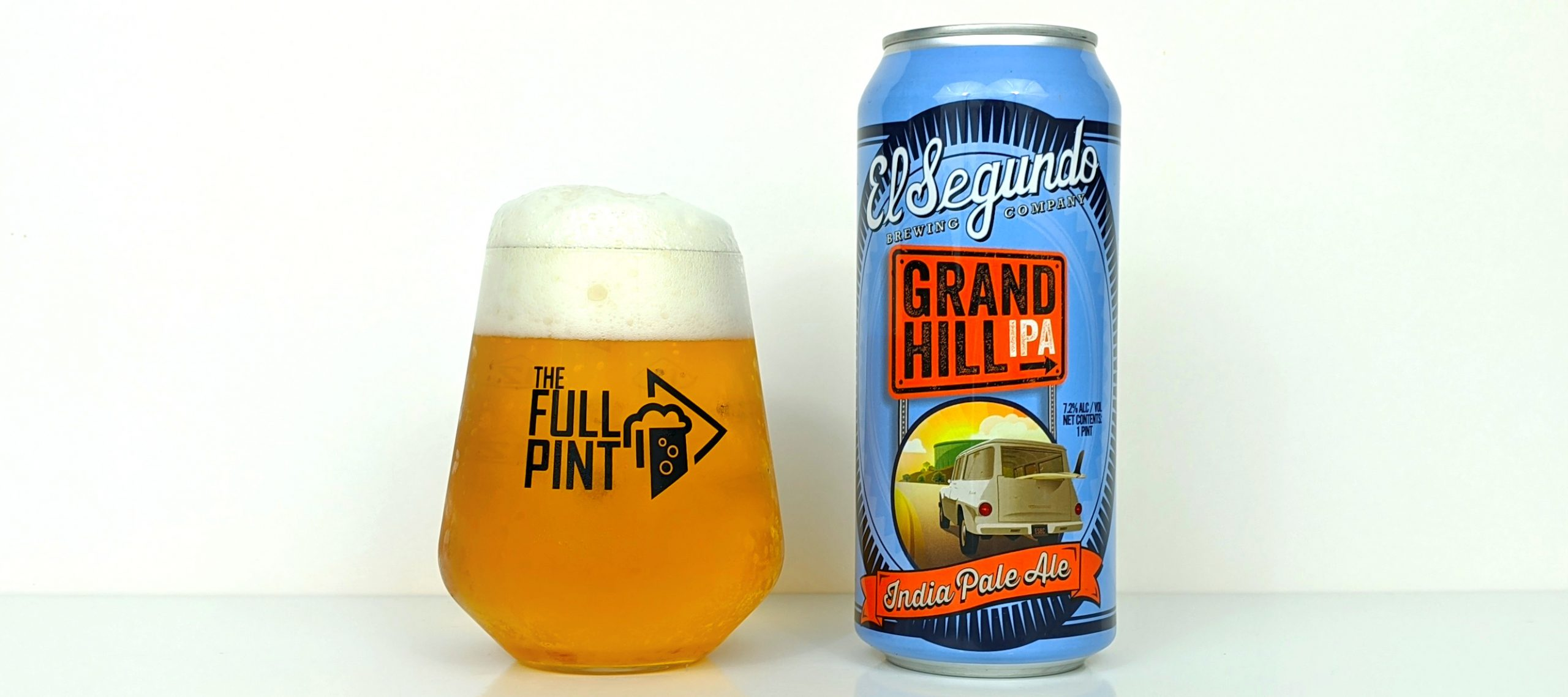 El Segundo Grand Hill IPA