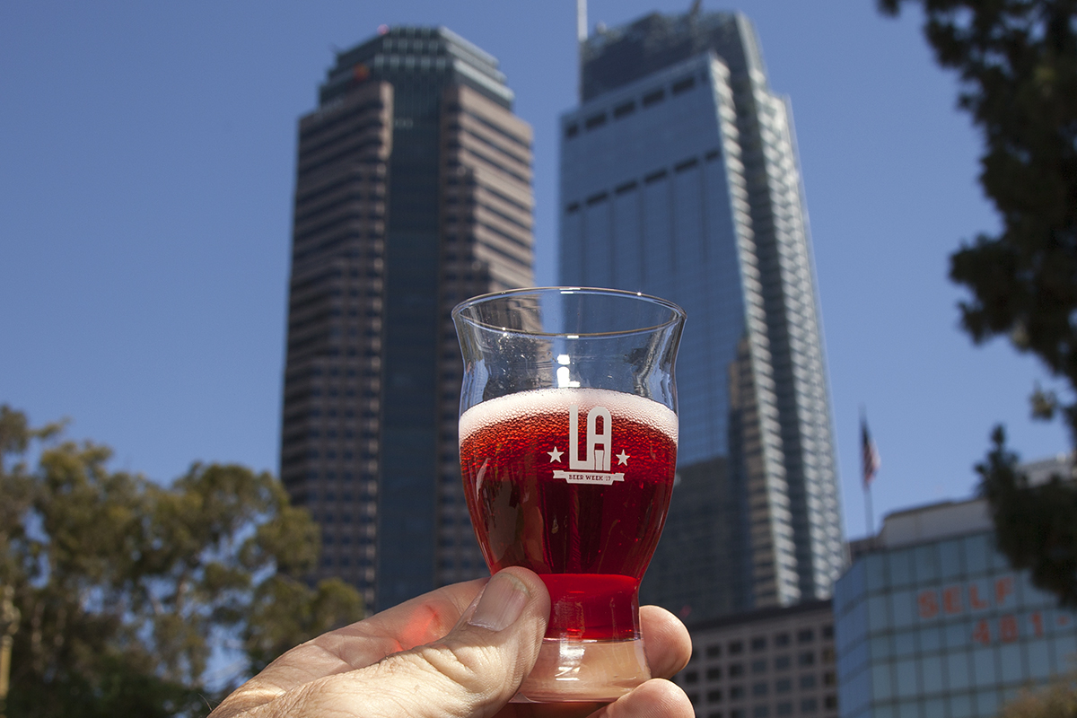 1f191a3492d We re just days away until the 10th Annual L.A. Beer Week Kickoff Festival  happening in the heart of downtown Los Angeles on Saturday