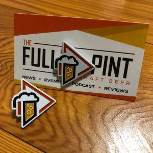 TFP Logo Enamel Pin