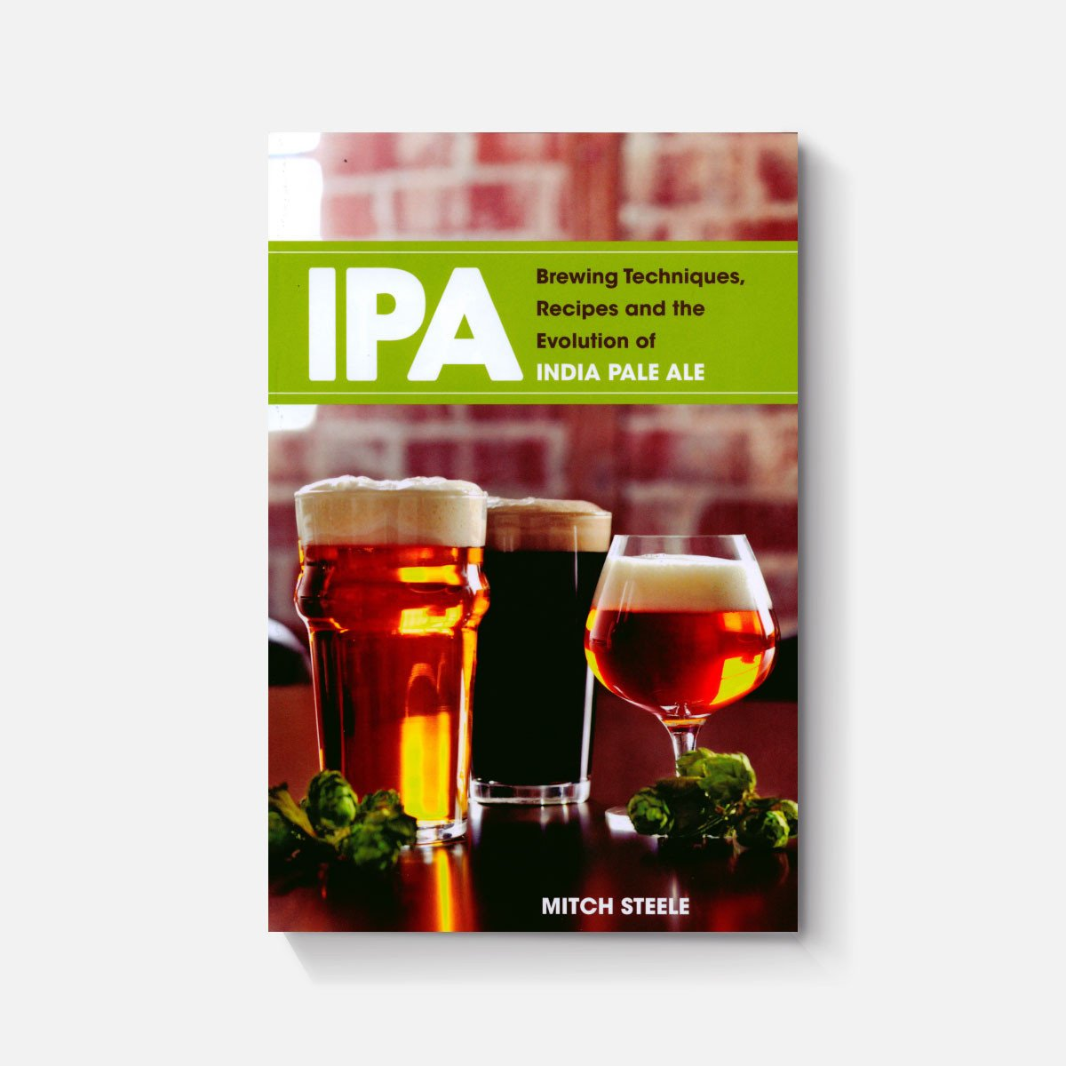 Mitch Steele IPA Book