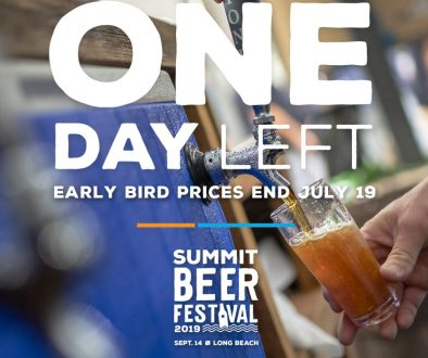 Summit Beer Festival - Early Bird Tickets