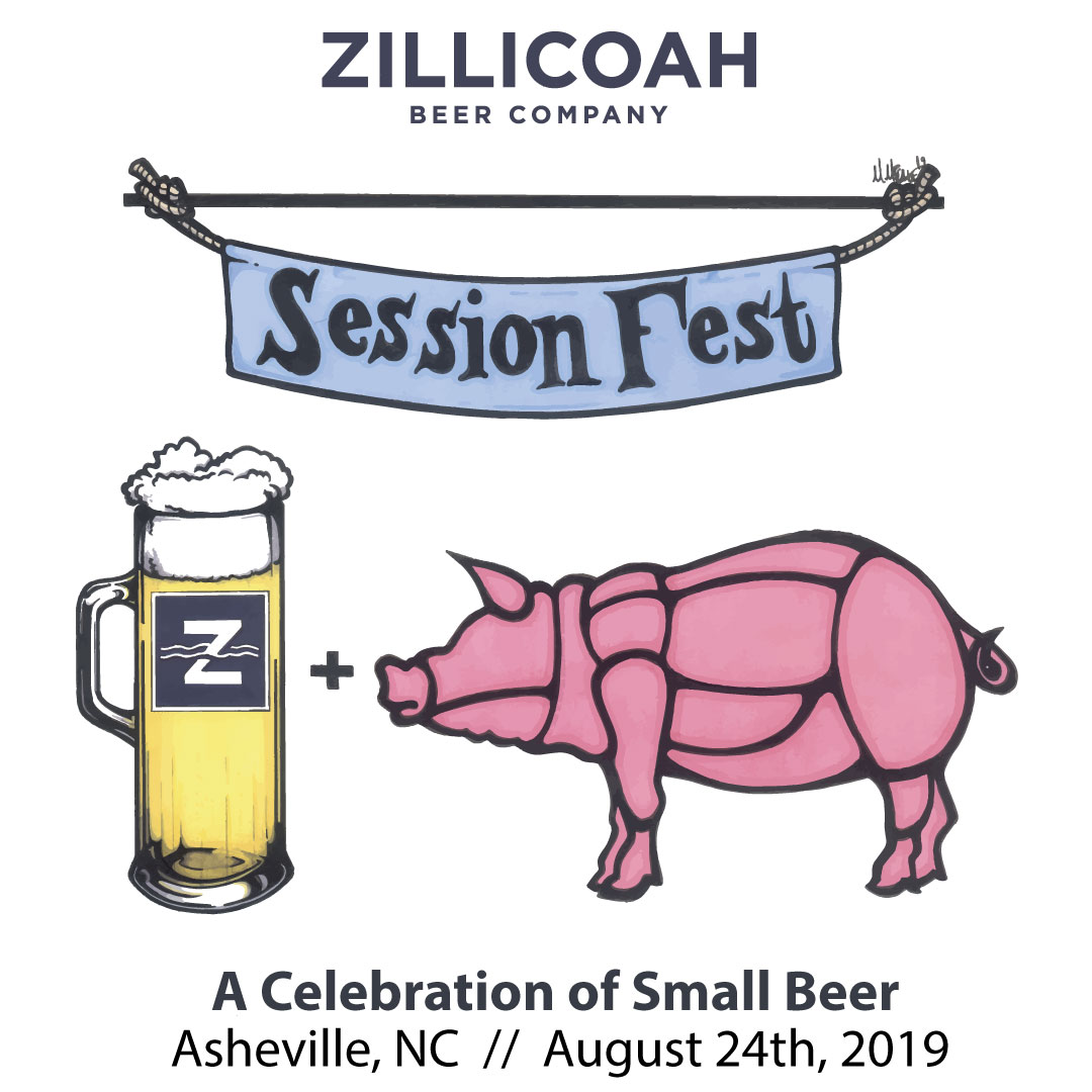 Zillicoah Beer Company - Session Fest 2019