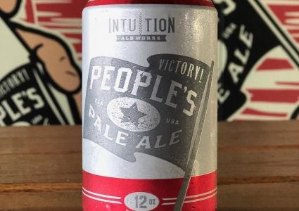 Intuition Ale Works Peoples Pale Ale