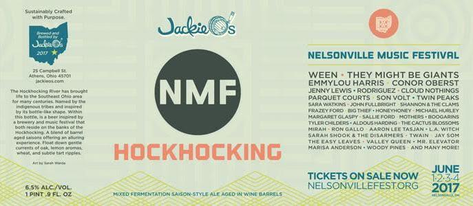 Jackie Os Hockhocking