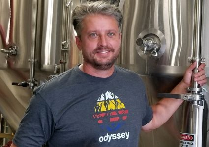 Jeff Griffith Odyssey Beer Works