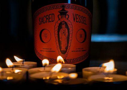 Jester King Sacred Vessel