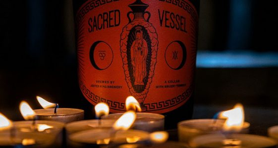 Jester King Sacred Vessel