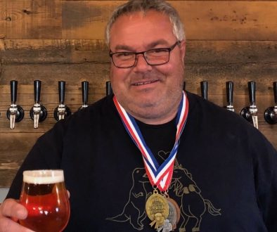 John Rowley GABF The Full Pint Podcast
