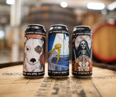 Jolly Pumpkin Can Launch
