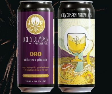 Jolly Pumpkin Oro Can