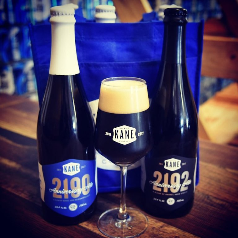 Kane Brewing 2190 and 2192