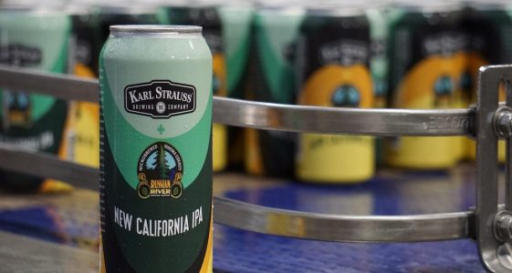 Karl Strauss Russian River New California IPA