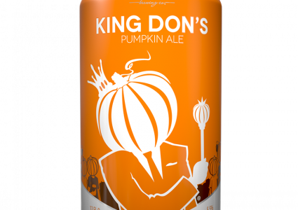 Catawba Brewing - King Don's Pumpkin Ale