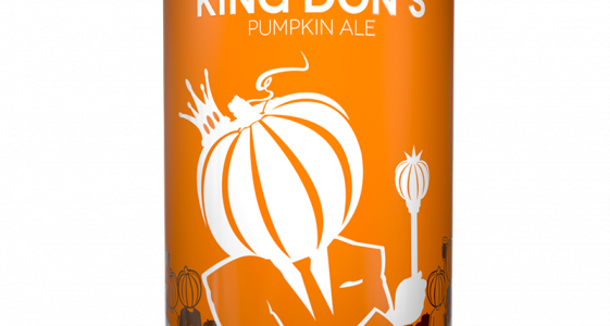 Catawba Brewing - King Don's Pumpkin Ale