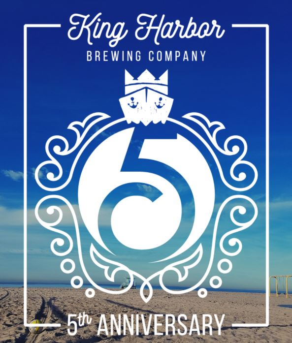 King Harbor Brewing 5th Anniversary