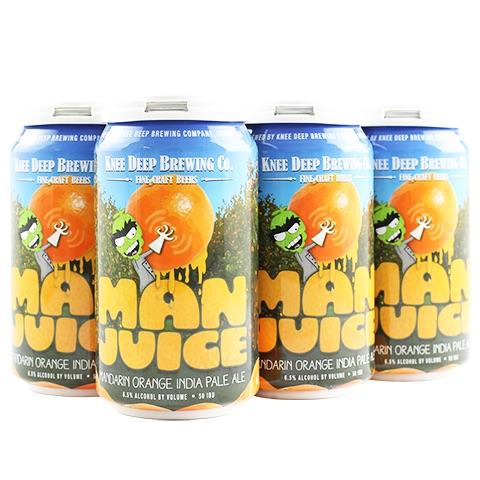 Knee Deep Man Juice