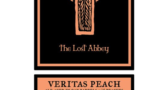 The Lost Abbey - Veritas Peach (featured)