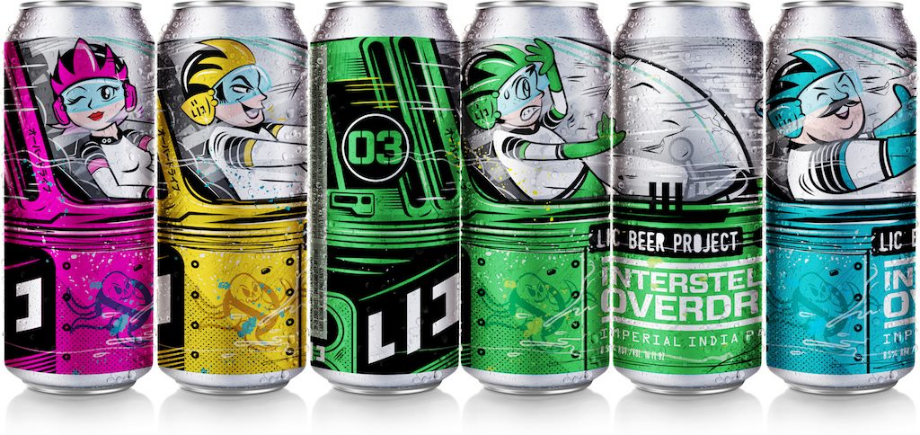 LIC Beer Project - Interstellar Overdrive