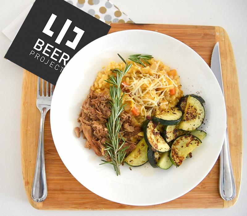 LIC Beer Project - Harvest Beer Dinner